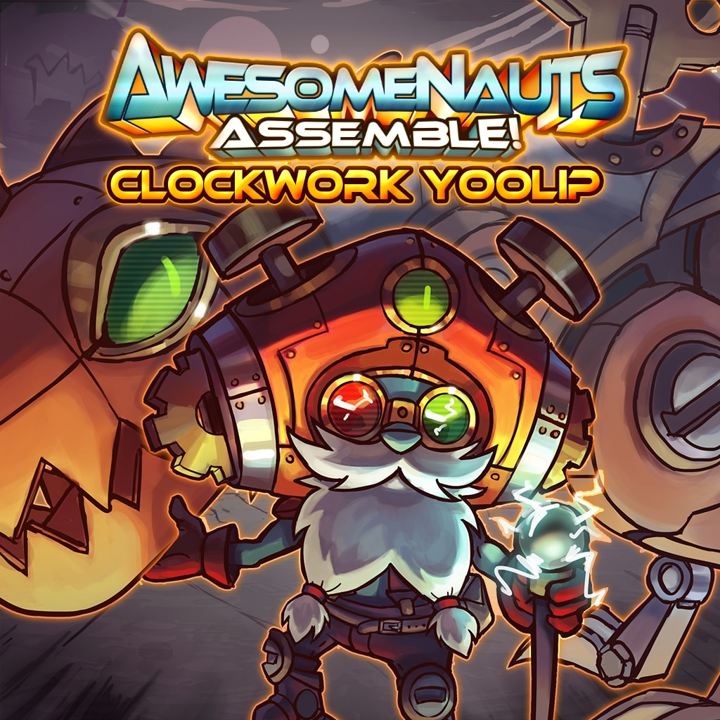 Clockwork Yoolip - Awesomenauts Assemble! Skin