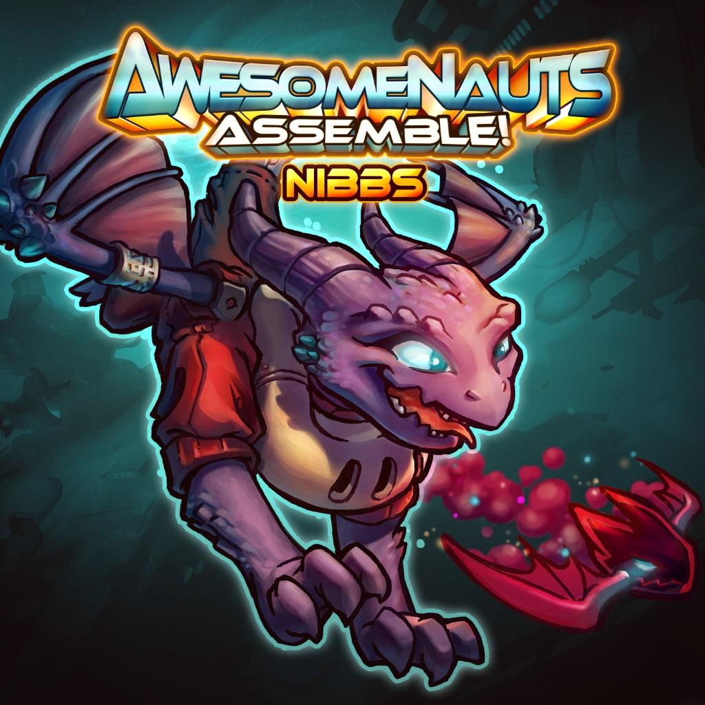 Awesomenauts Assemble! - Nibbs Karakter