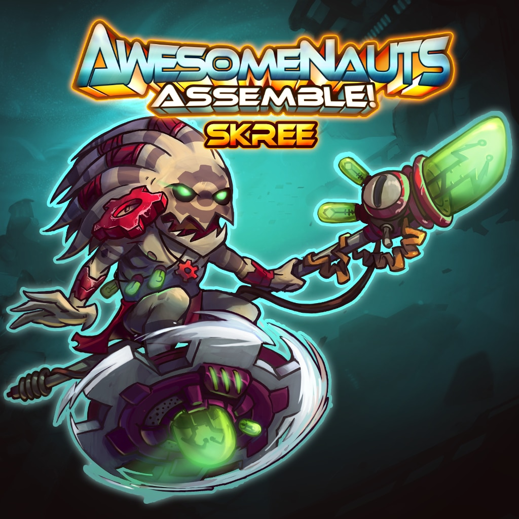 Awesomenauts Assemble! - Skree