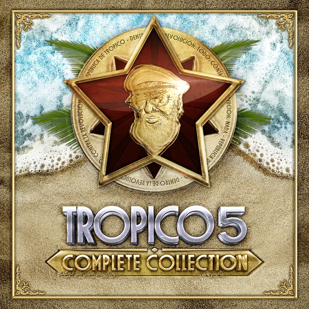 Tropico 5 - Complete Collection Upgrade Pack