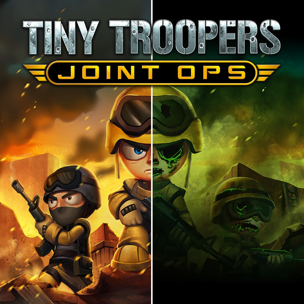 Tiny Troopers Joint Ops Complete Bundle
