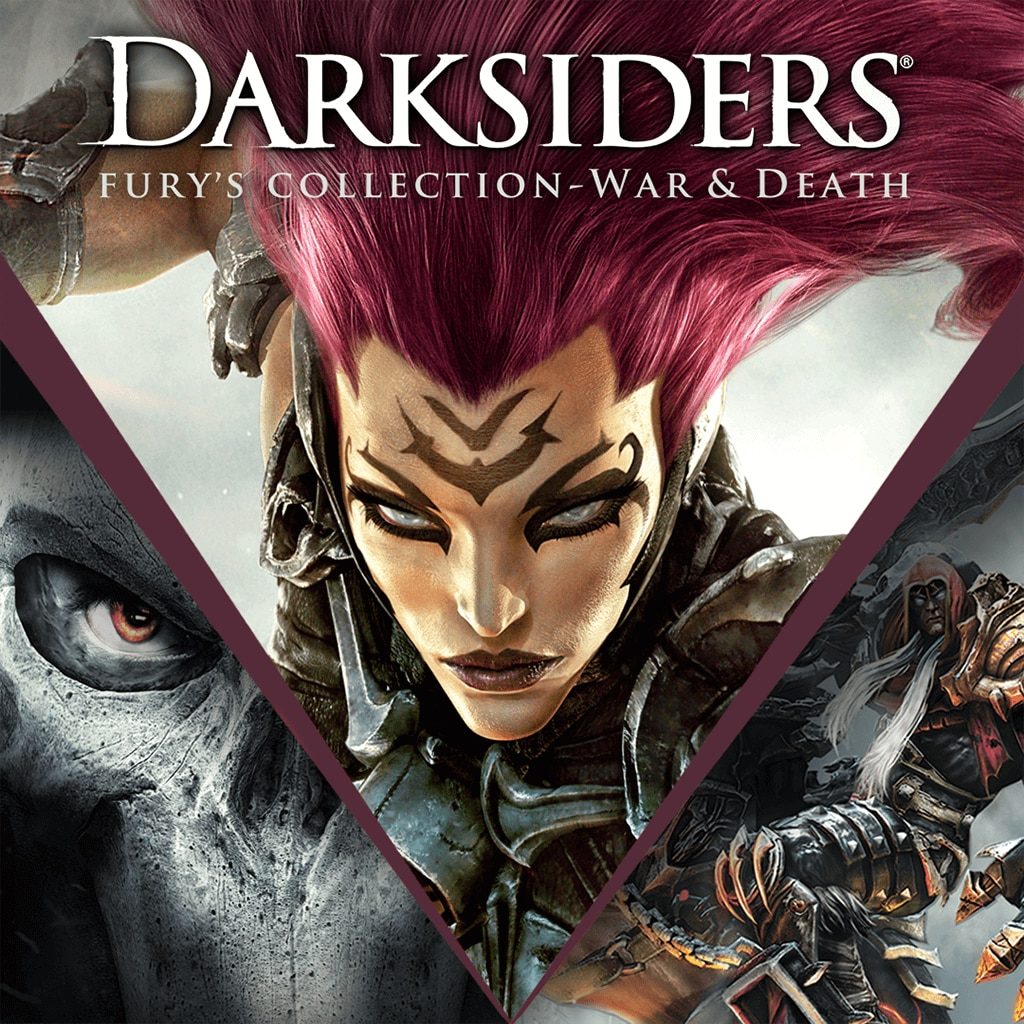 Darksiders: Fury's Collection - War and Death