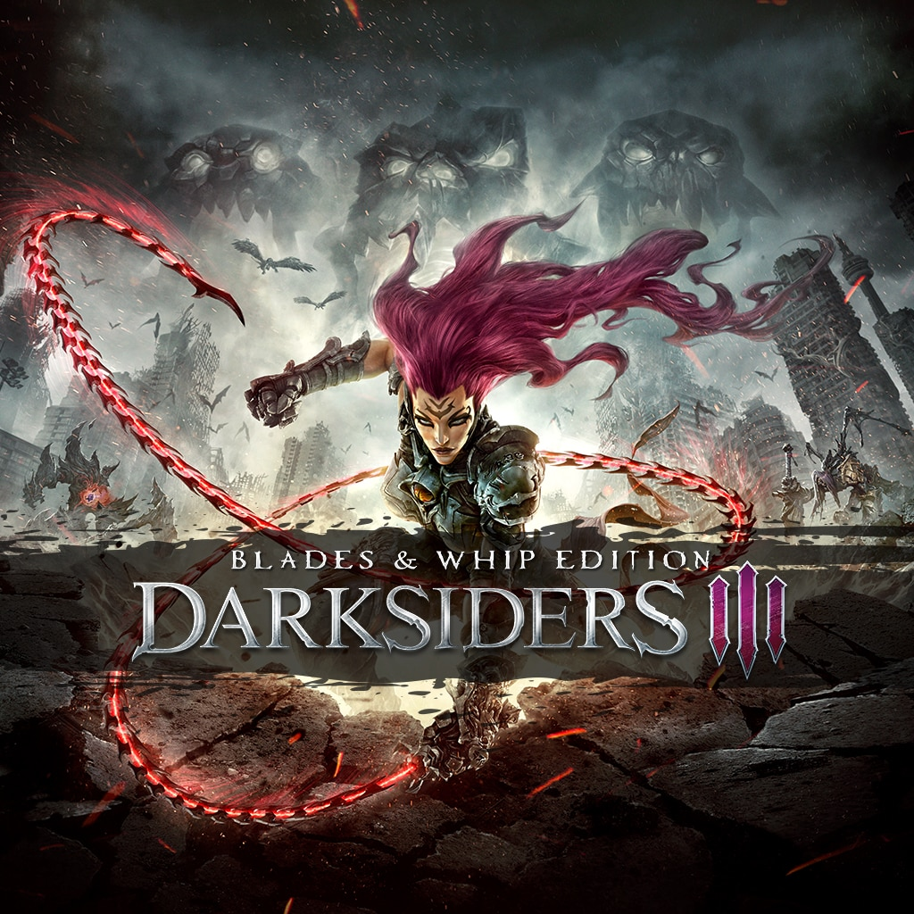 Darksiders III Blades & Whip Edition