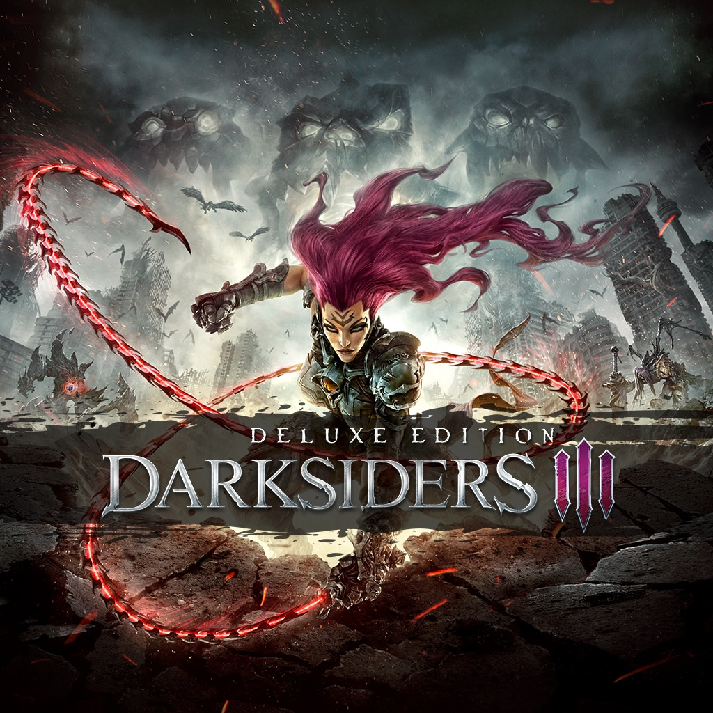 Darksiders III Digital Deluxe Edition