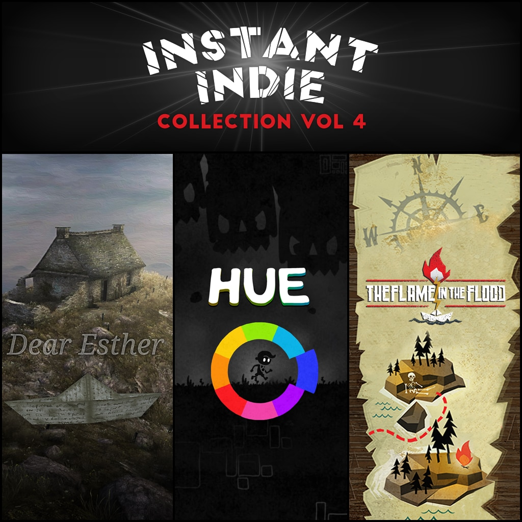 Instant Indie Collection: Vol. 4