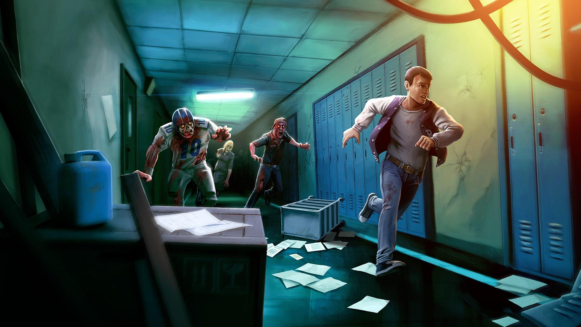 Corridor Z - Disturbed Bundle