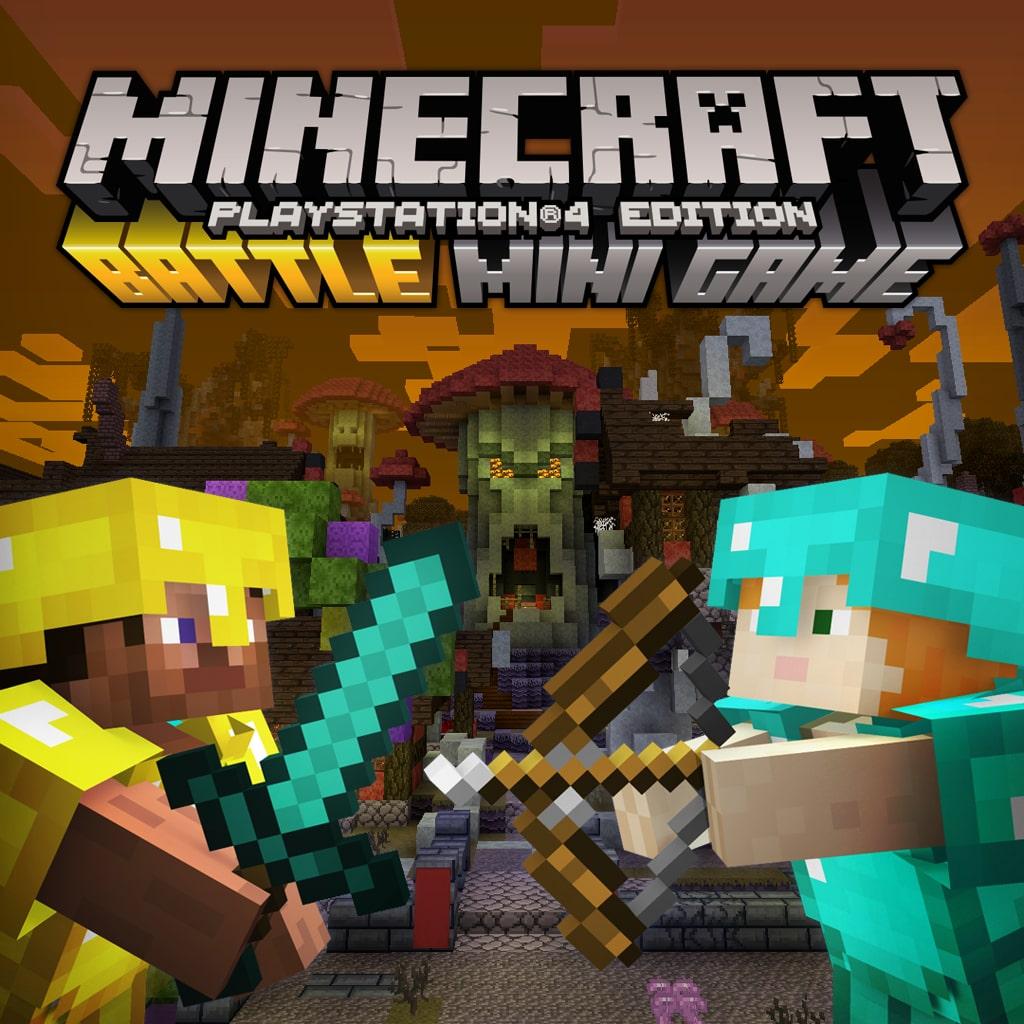 Minecraft Halloween Battle-Karte
