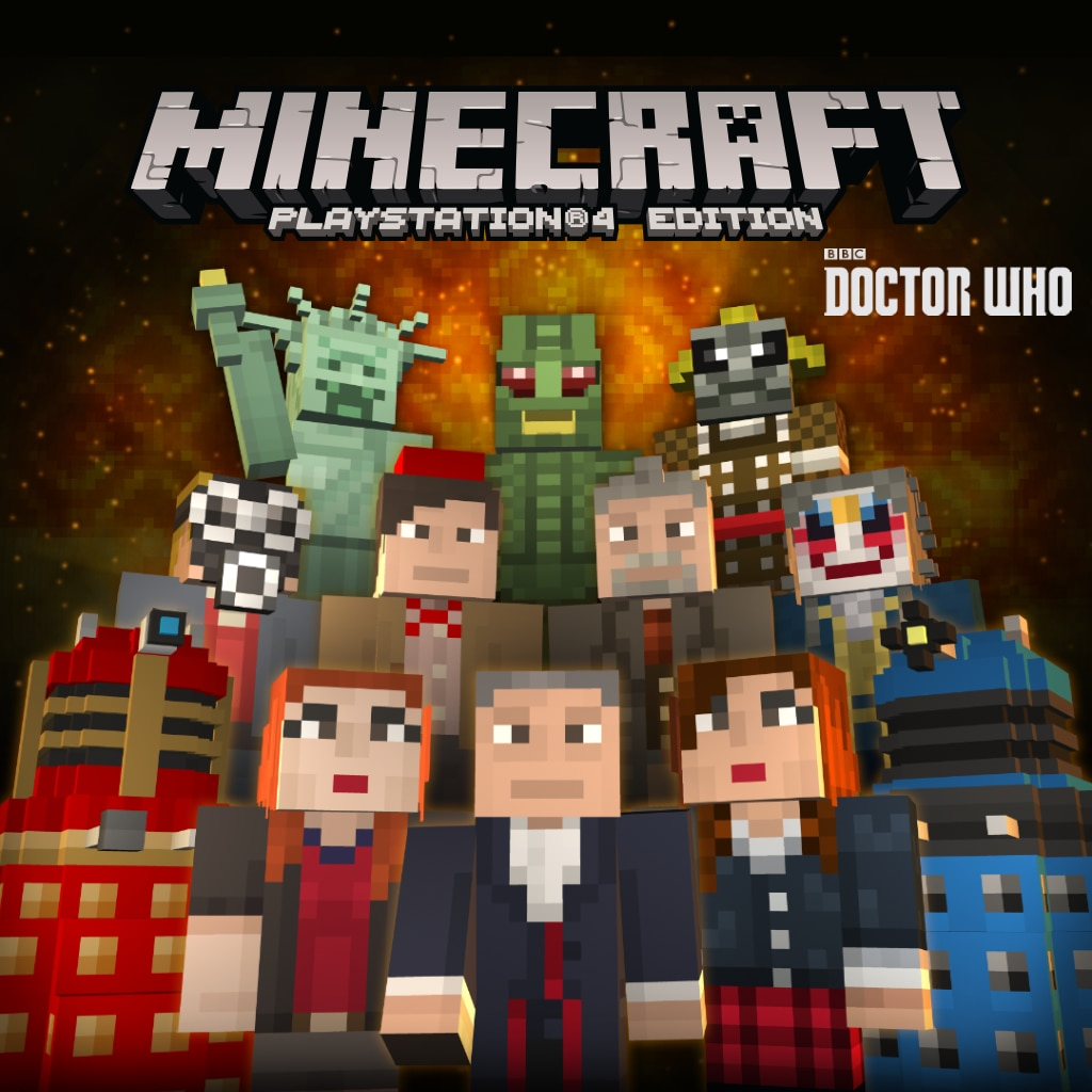 """Doctor Who""-Skins, Ausgabe 1"