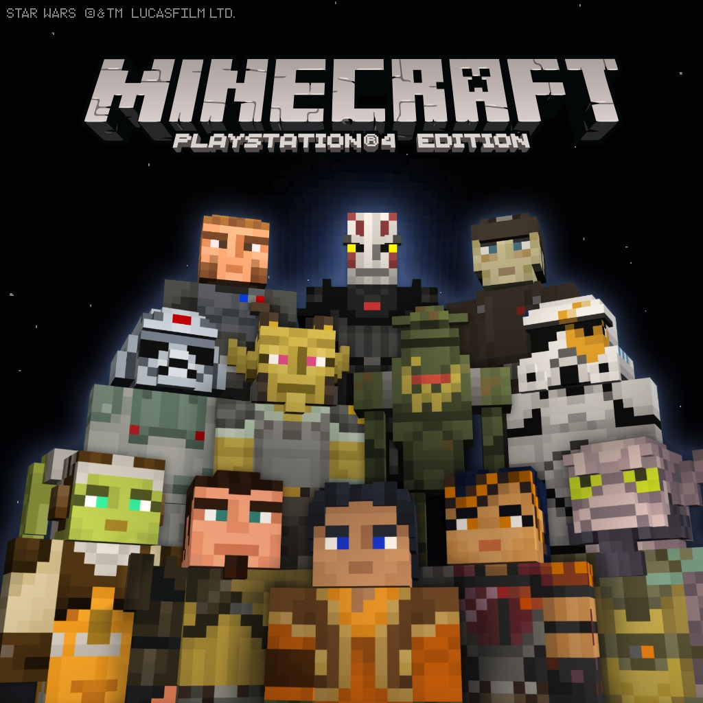 Minecraft: Star Wars Rebels Skin Pack