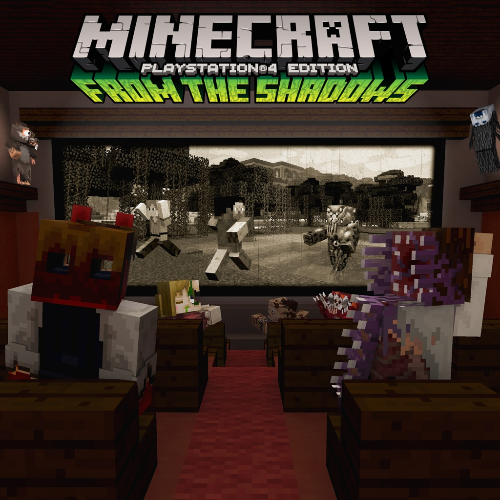 From the Shadows Skin Pack