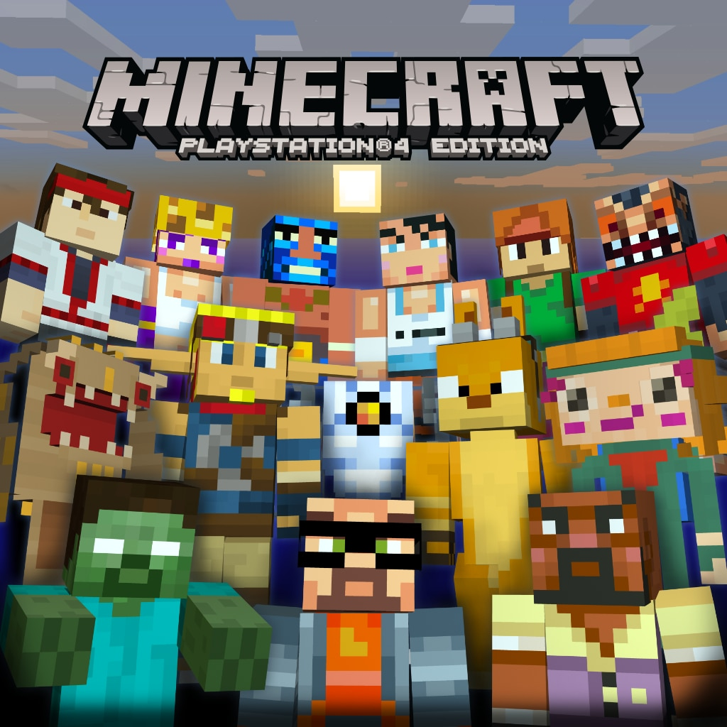 Minecraft: Design-Paket 3