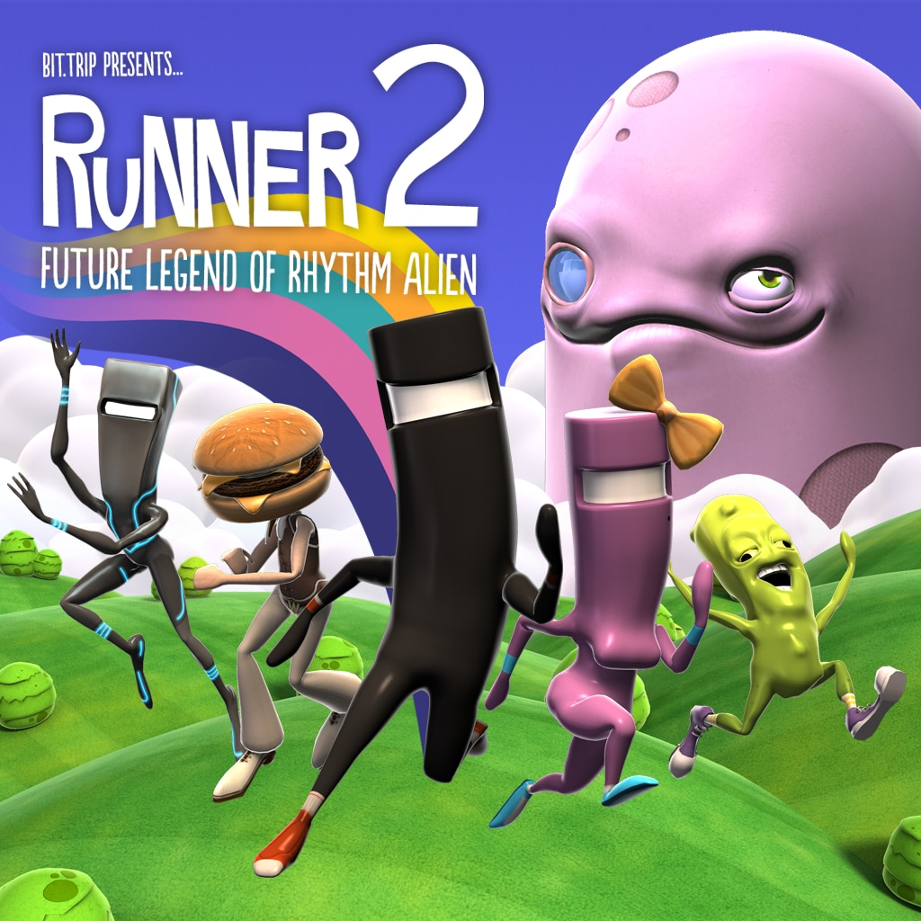 BIT TRIP Presents... Runner2: Future Legend of Rhythm Alien