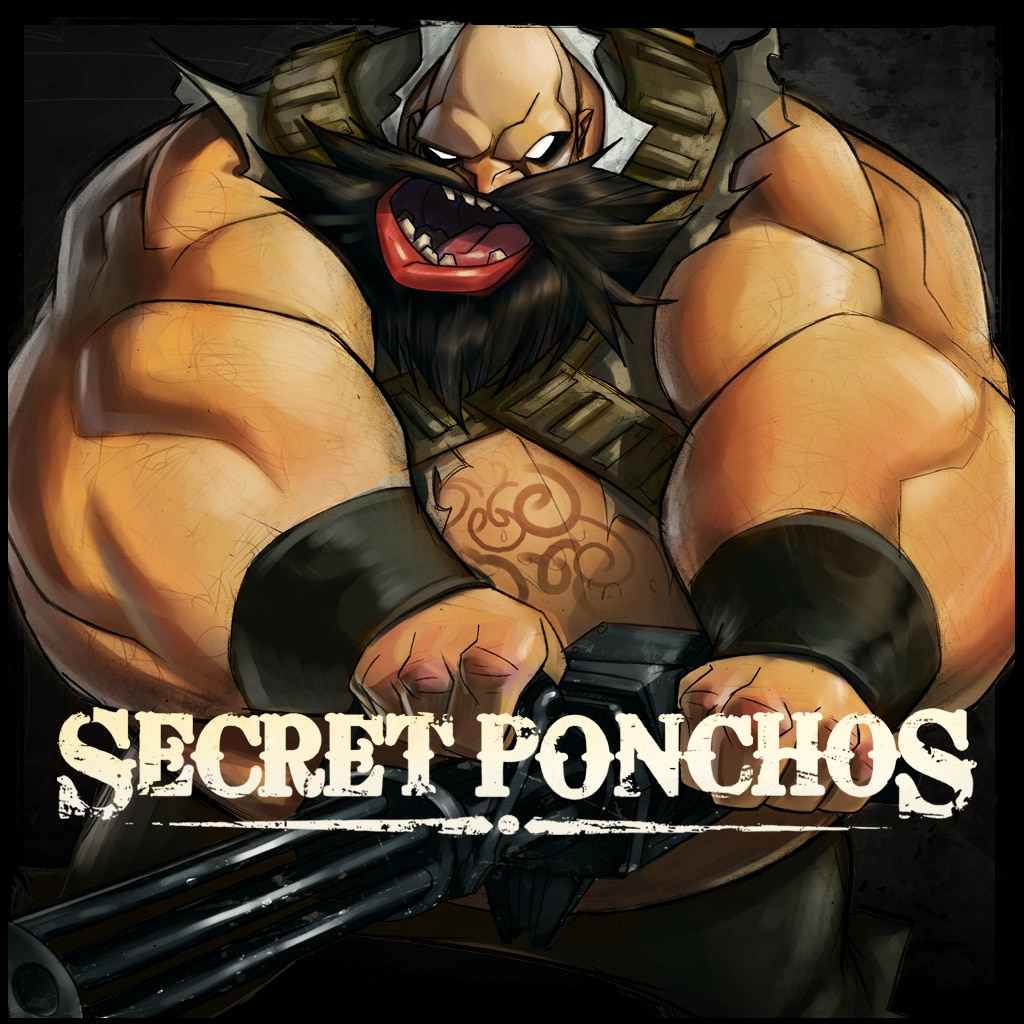 Secret Ponchos: Character Expansion - Gordo