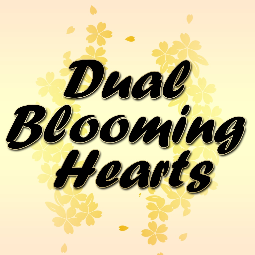 Dual Blooming Hearts