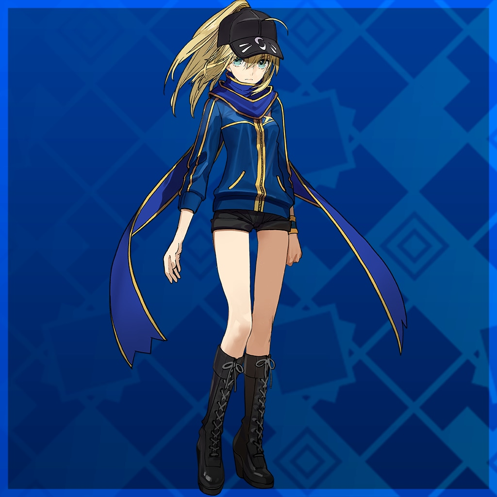 Mysterious Heroine Outfit