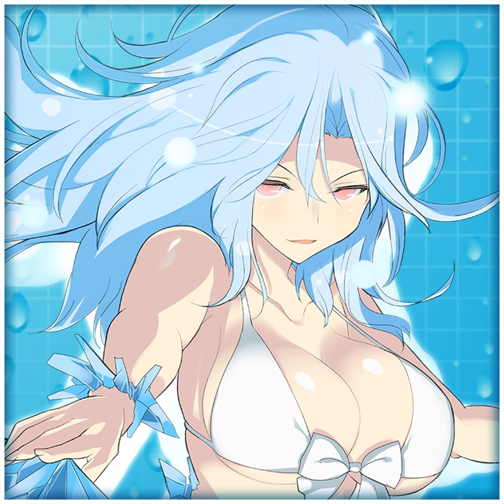 Playable character 'Ice Queen Yumi'