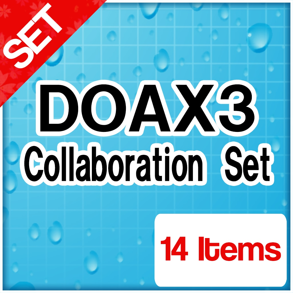 DOAX 3 Collaboration Set