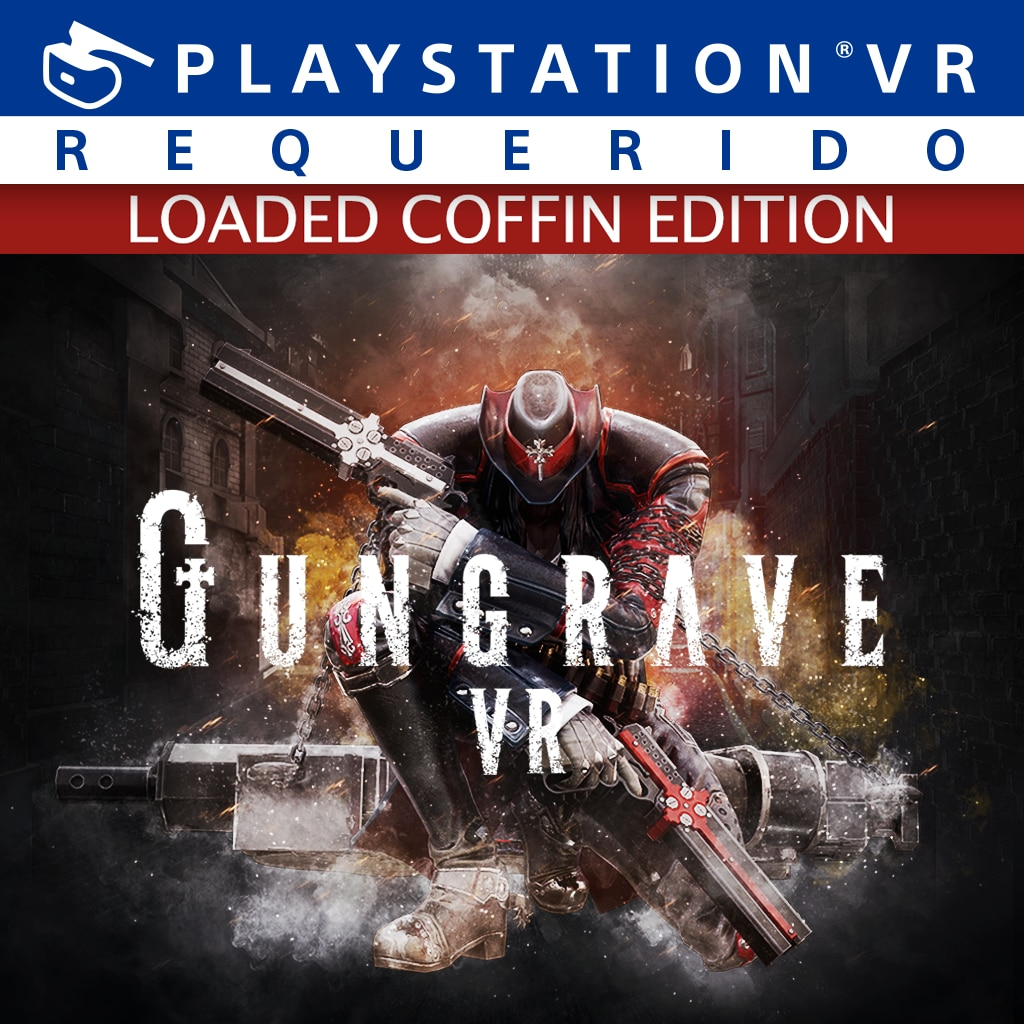 GUNGRAVE VR: Loaded Coffin Edition
