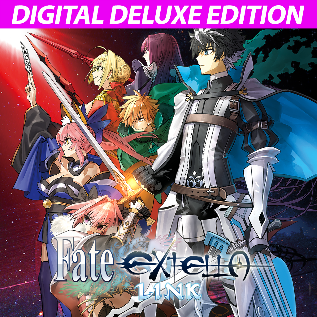 Fate/EXTELLA LINK Digital Deluxe Edition