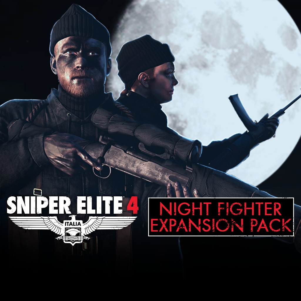 Sniper Elite 4 - Night Fighter Expansion Pack