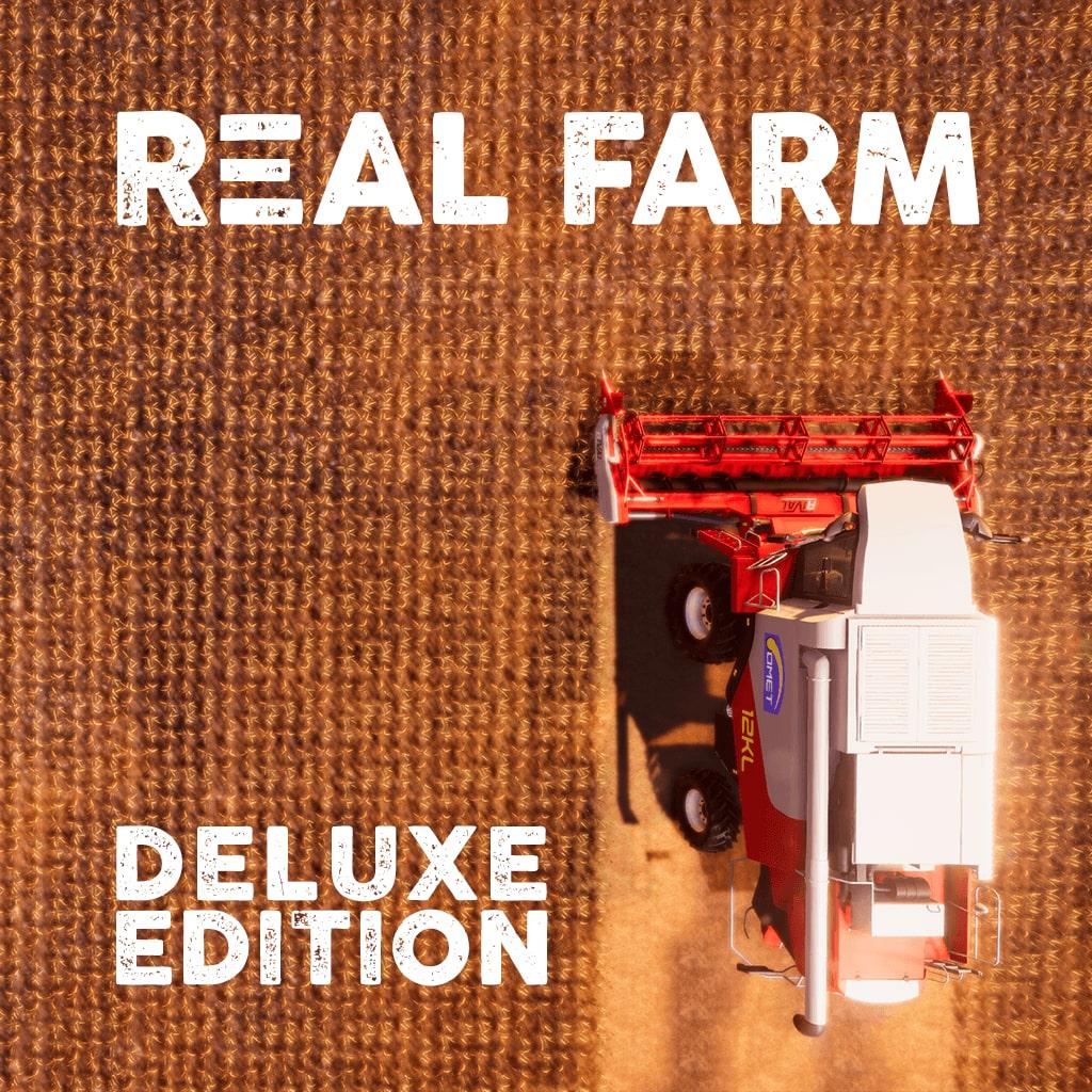 Real Farm - Deluxe Edition (日语, 韩语, 简体中文, 繁体中文, 英语)