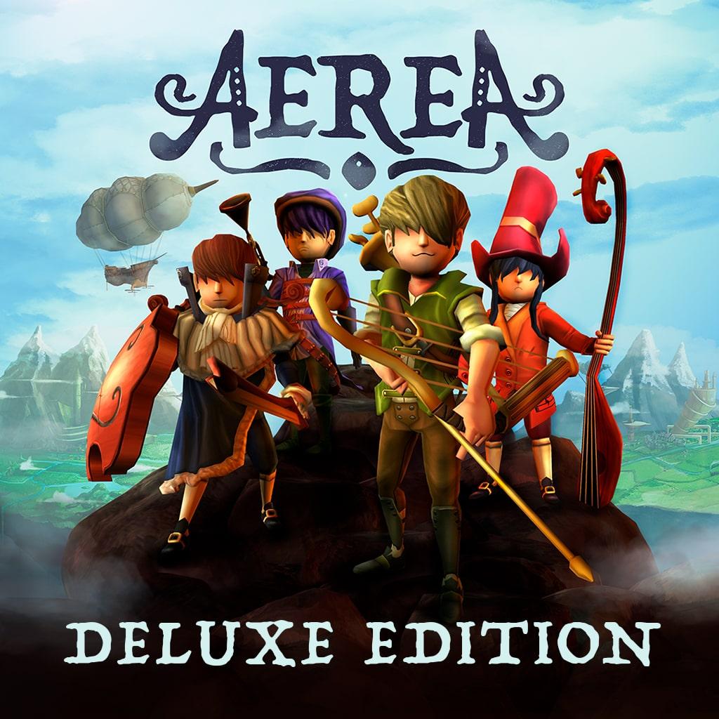 AereA - Deluxe Edition