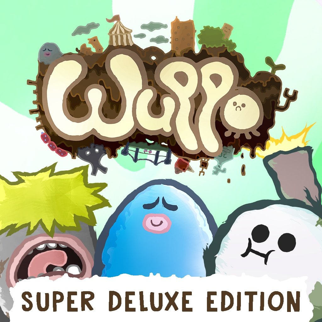 Wuppo - Super Deluxe Edition