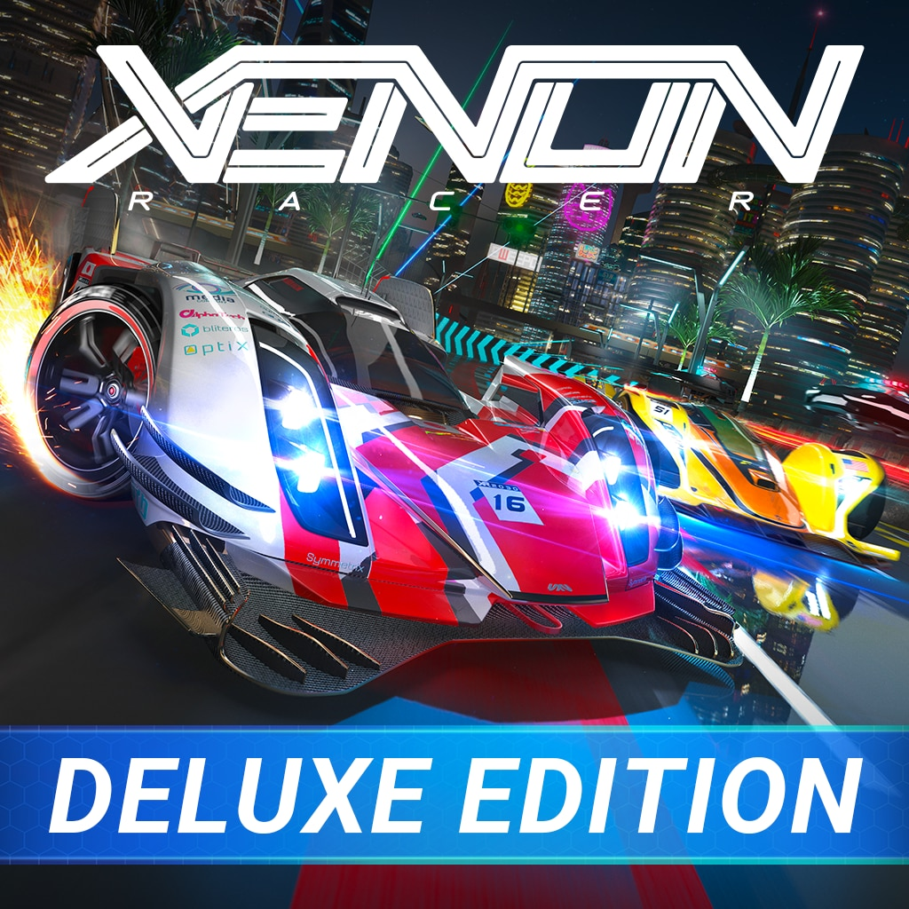 Xenon Racer - Deluxe Edition