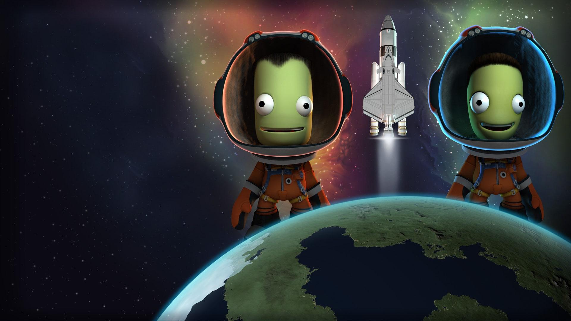 Kerbal Space Program الإصدار المحسّن