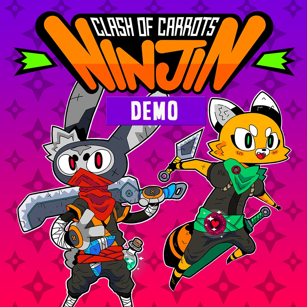 Ninjin: Clash of Carrots - Demo