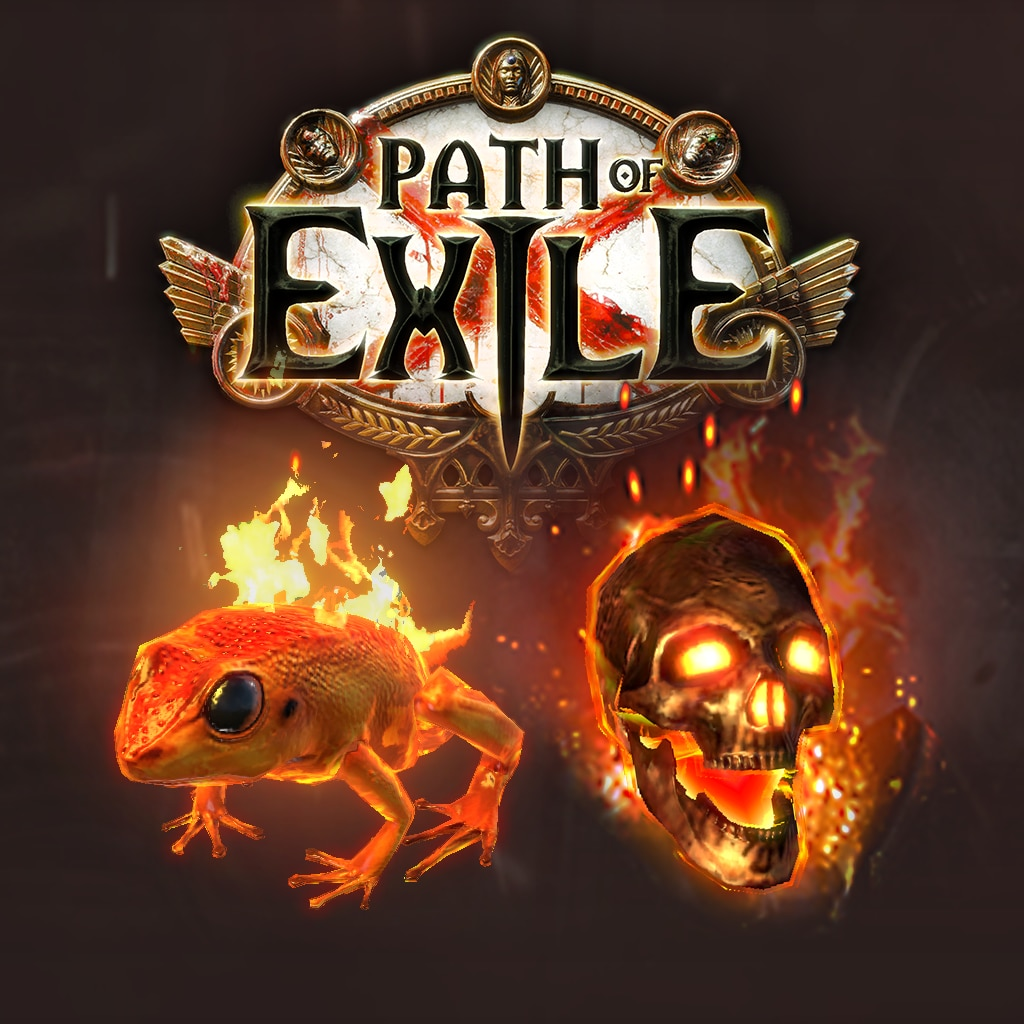 Path of Exile: PlayStation®Plus Bundle One