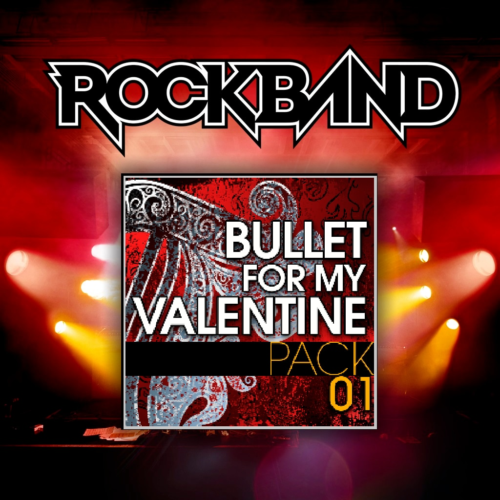 Bullet For My Valentine Pack 01