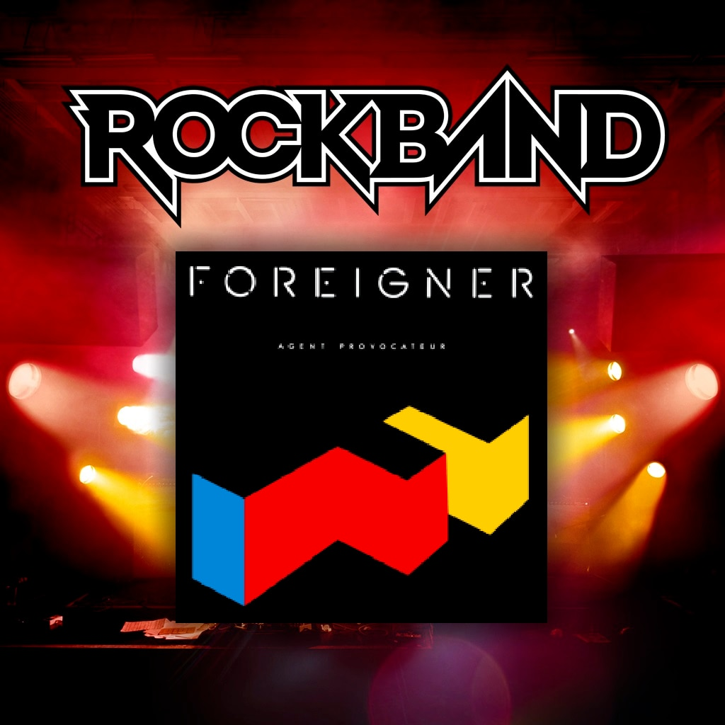 'I Want to Know What Love Is' - Foreigner