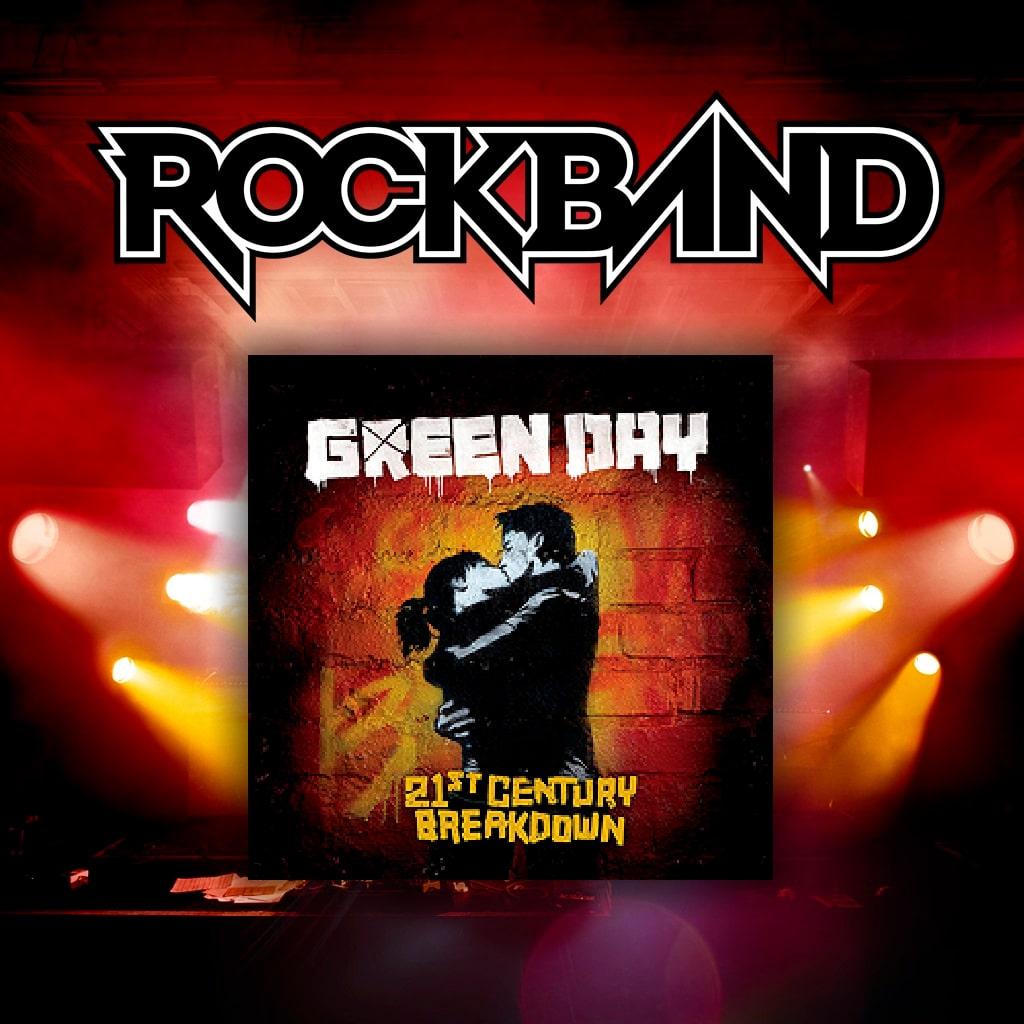 'Last Night on Earth' - Green Day
