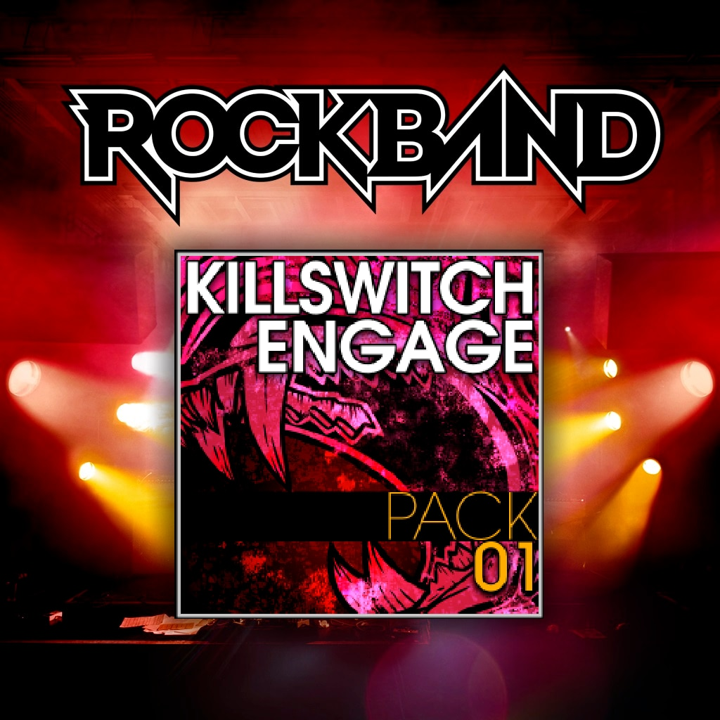 Killswitch Engage Pack 01