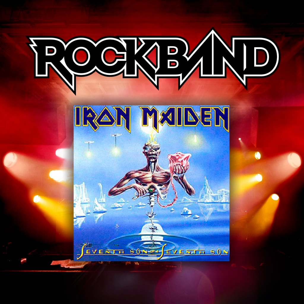 'Seventh Son of a Seventh Son' - Iron Maiden