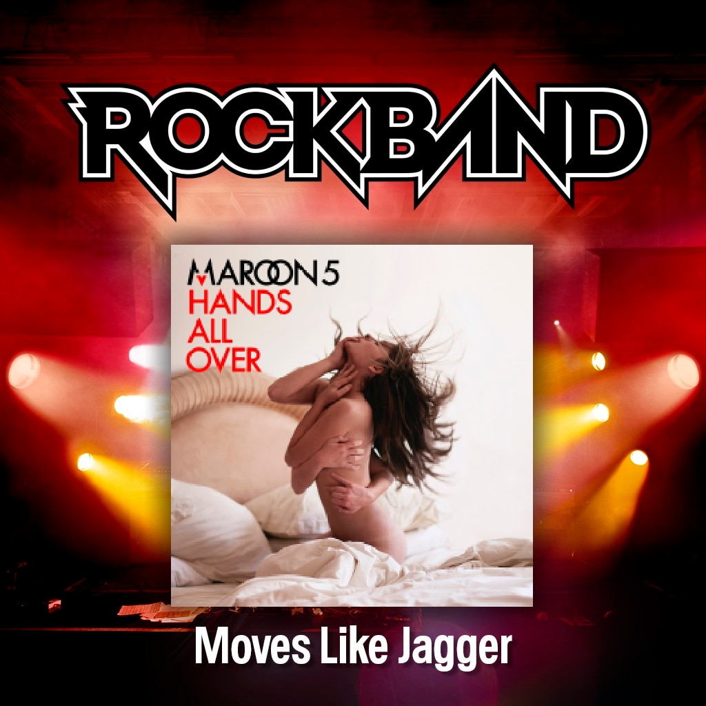 'Moves Like Jagger' - Maroon 5 ft. Christina Aguilera