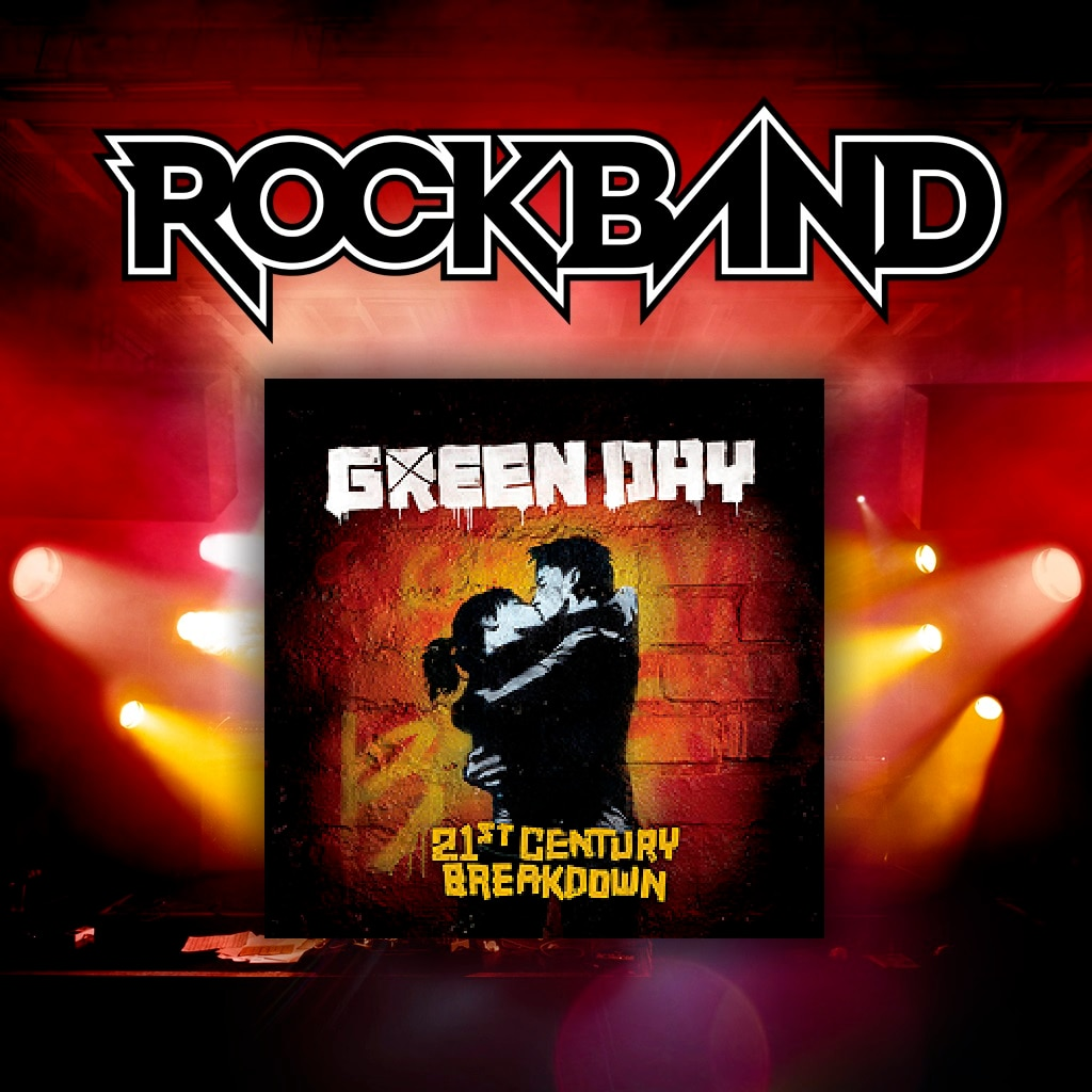 '21st Century Breakdown' - Green Day