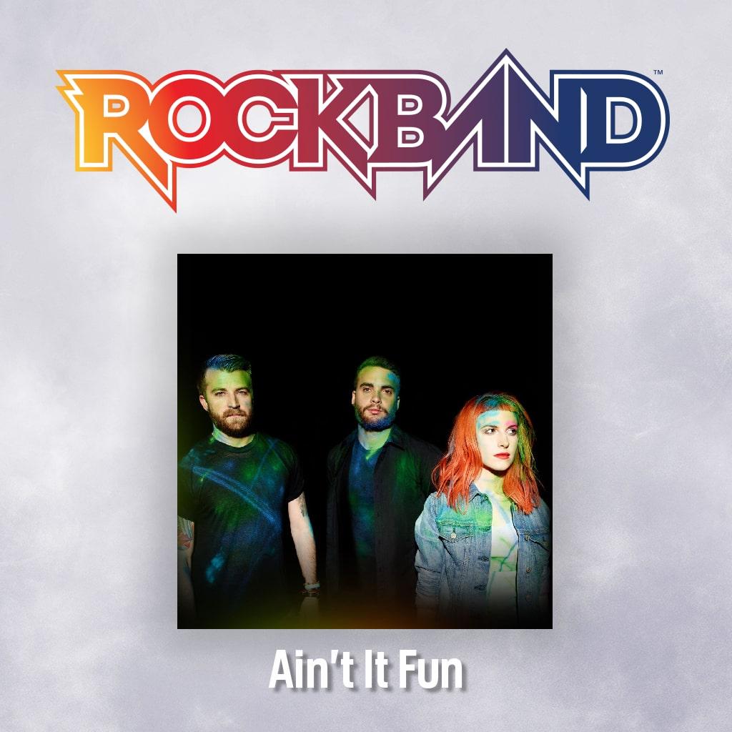 'Ain't It Fun' - Paramore