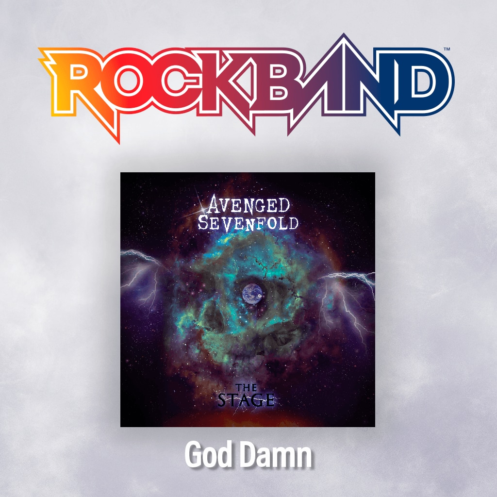 'God Damn' - Avenged Sevenfold