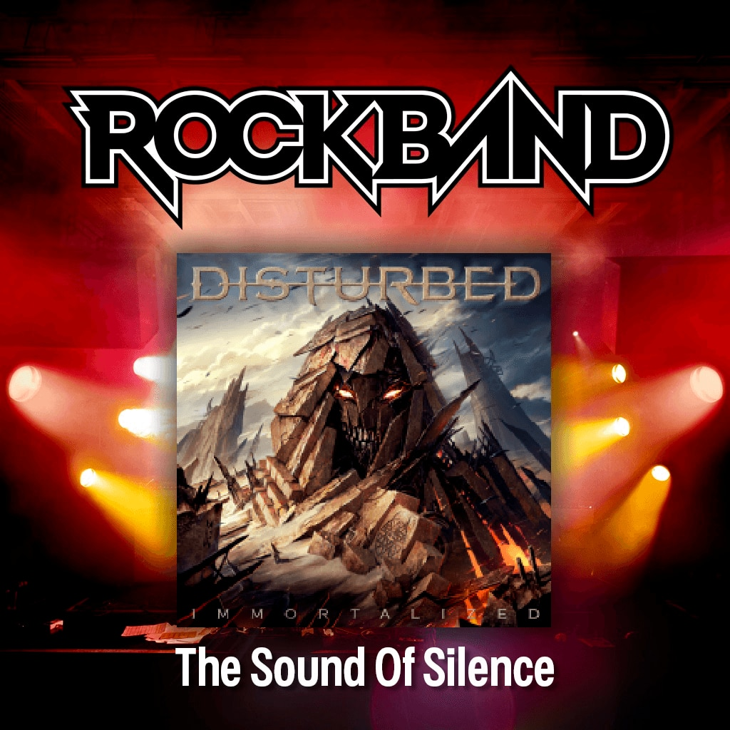 'The Sound Of Silence' - Disturbed