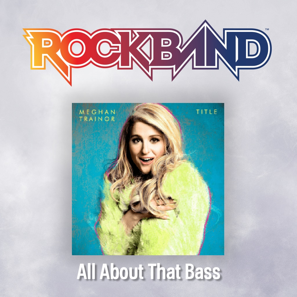 'All About That Bass' - Meghan Trainor