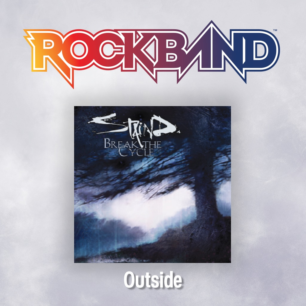 'Outside' - Staind