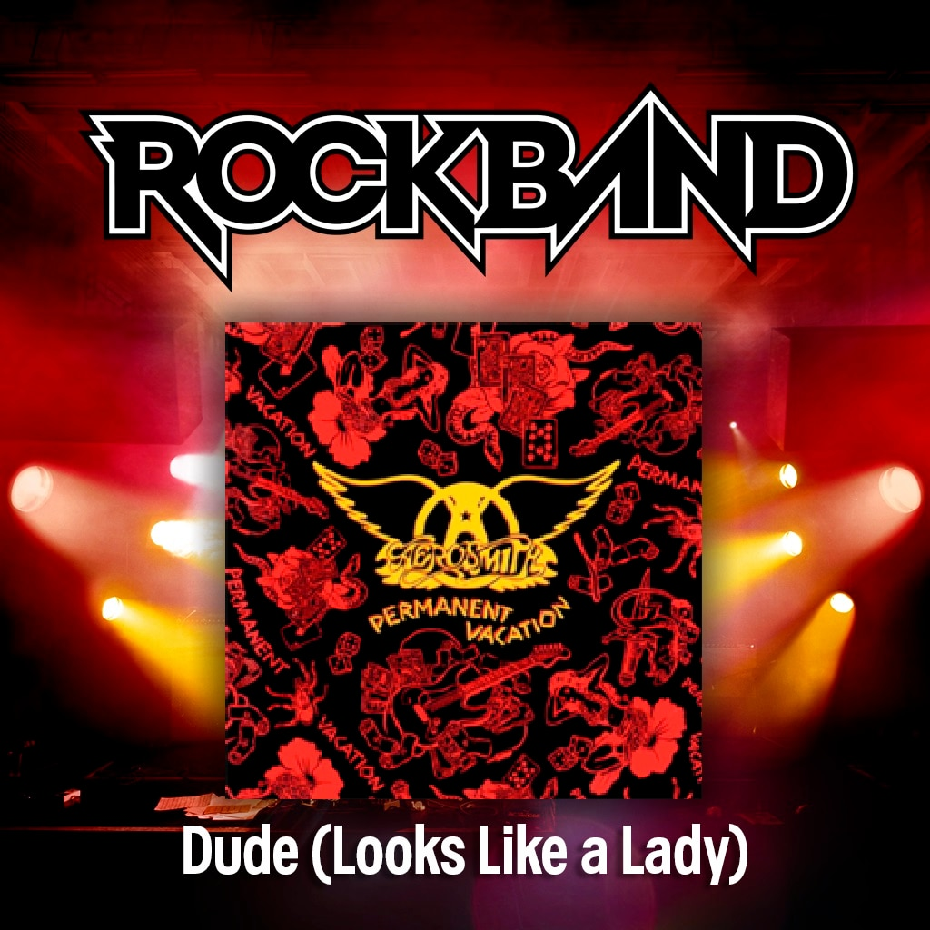 'Dude (Looks Like a Lady)' - Aerosmith