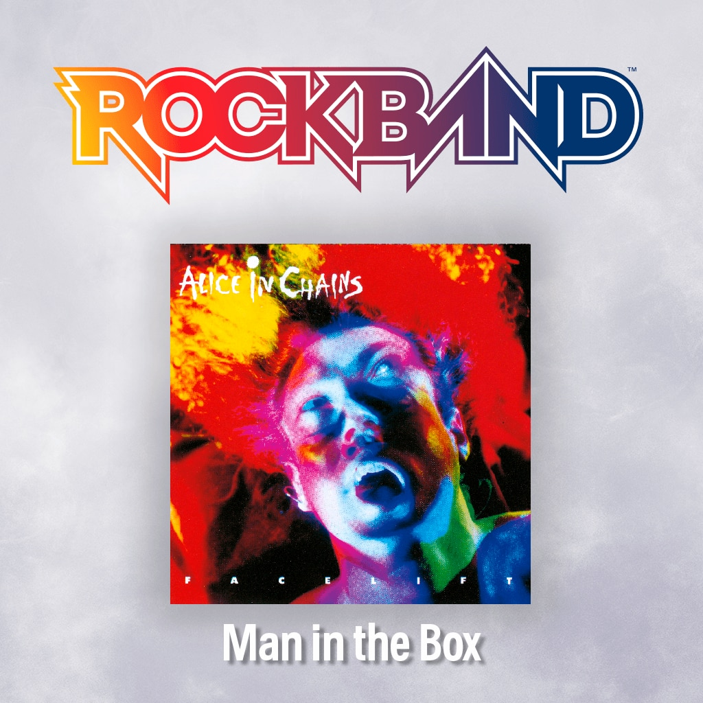 'Man in the Box' - Alice In Chains