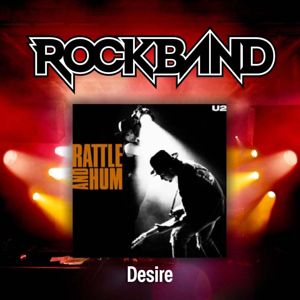 'Desire' - U2