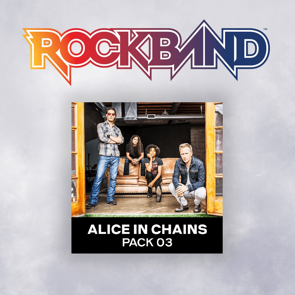 Alice In Chains Pack 03