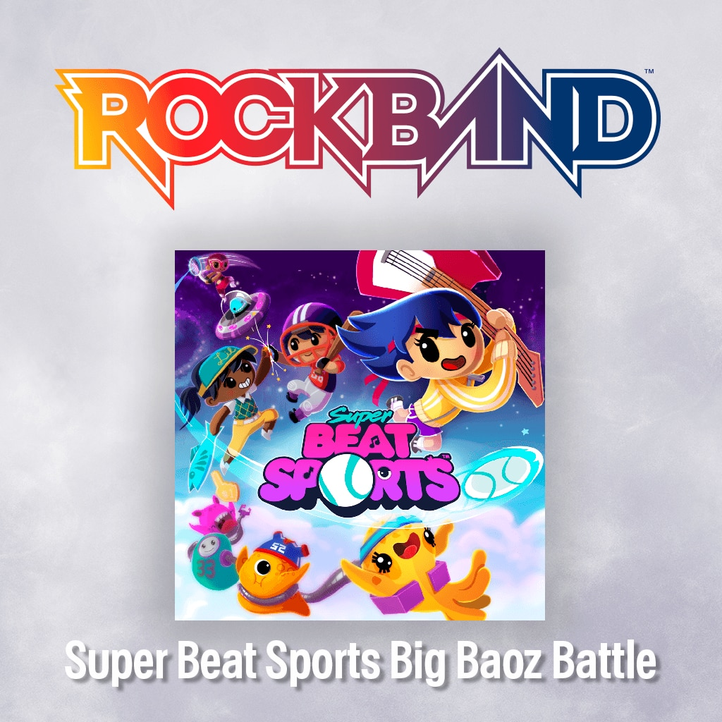 'Super Beat Sports Big Baoz Battle' - Steve Pardo