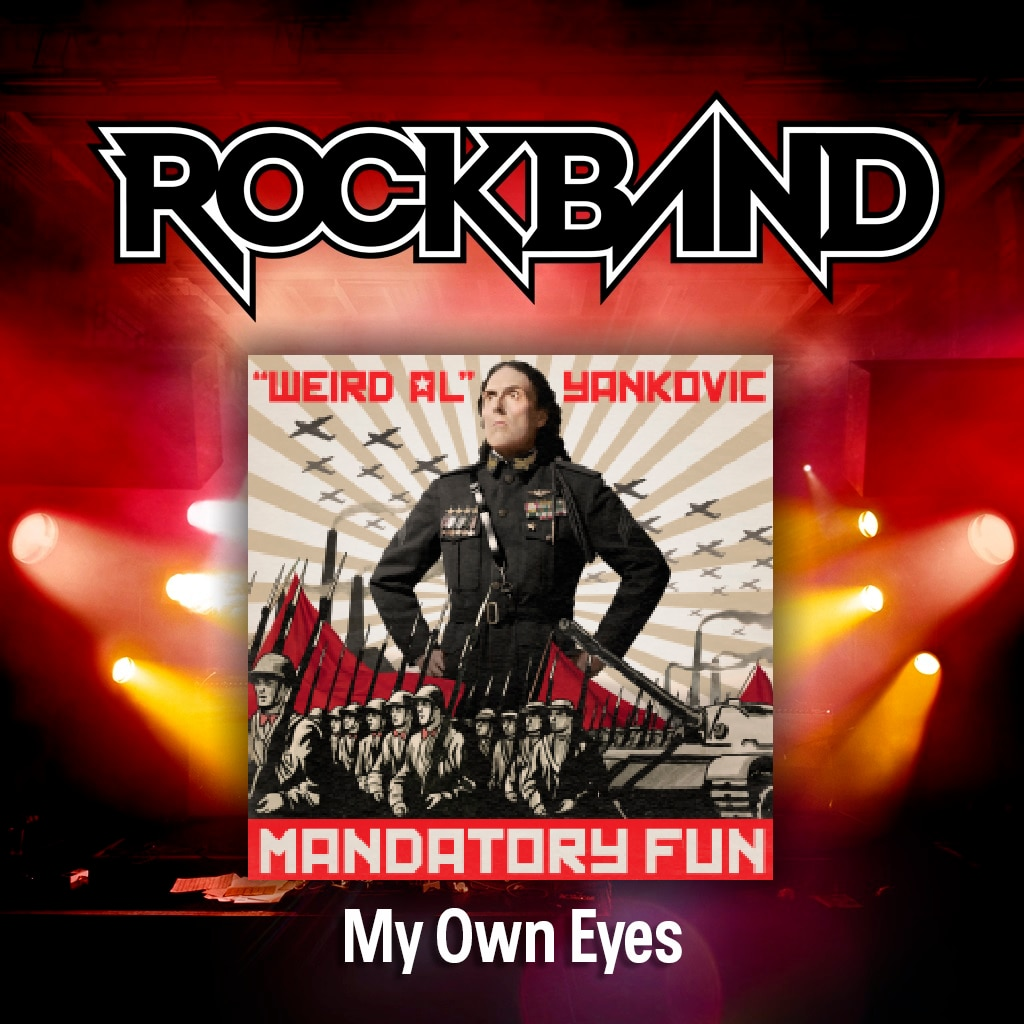 "'My Own Eyes' - ""Weird Al"" Yankovic"