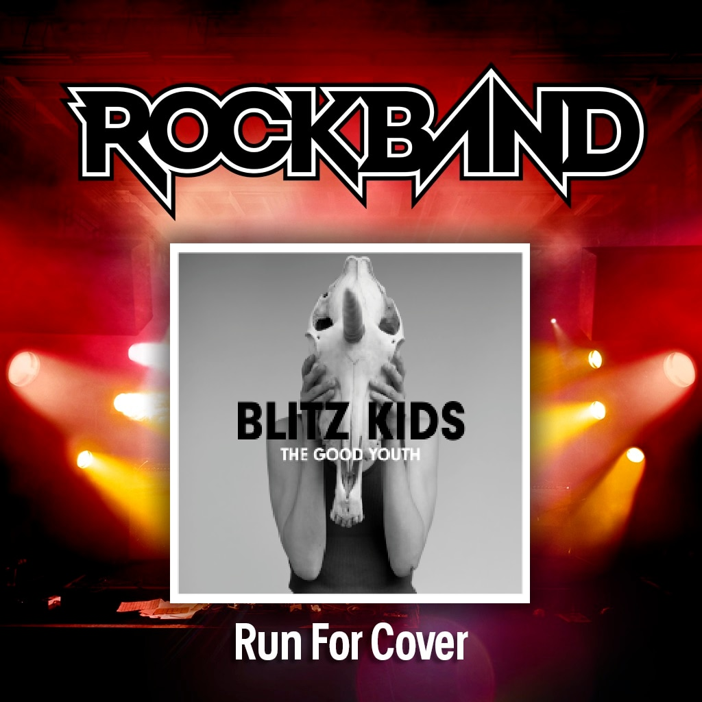 'Run For Cover' - Blitz Kids